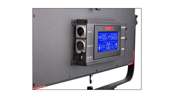 S-2430C_Swit_Luce LED SMD Studio bi-colore e dimmerabile