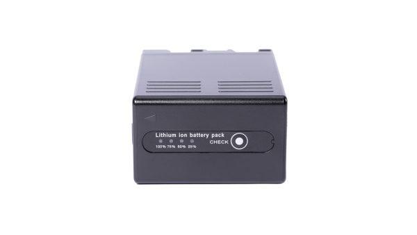 BP_U65_Batteria BP-U65 14.4V 5200mAh con D-TAP e USB per Sony PXW-FS5/FS7